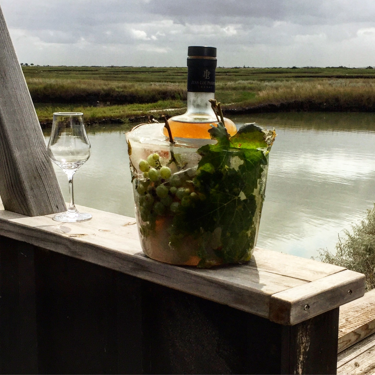 Seafood and Cognac: Food Pairing is a new Art