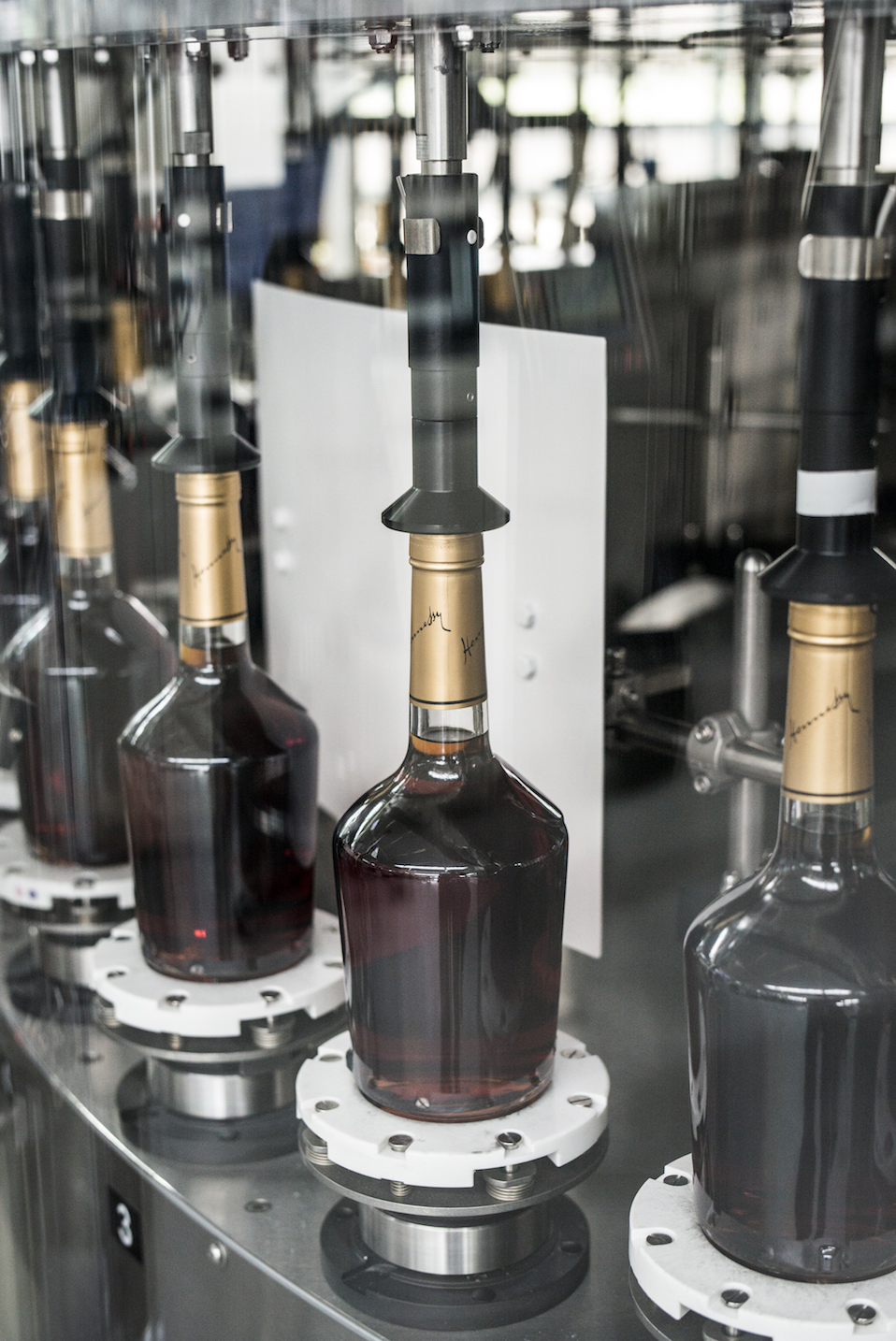 Hennessy's new Bottling Plant: The Grave for small Businesses?