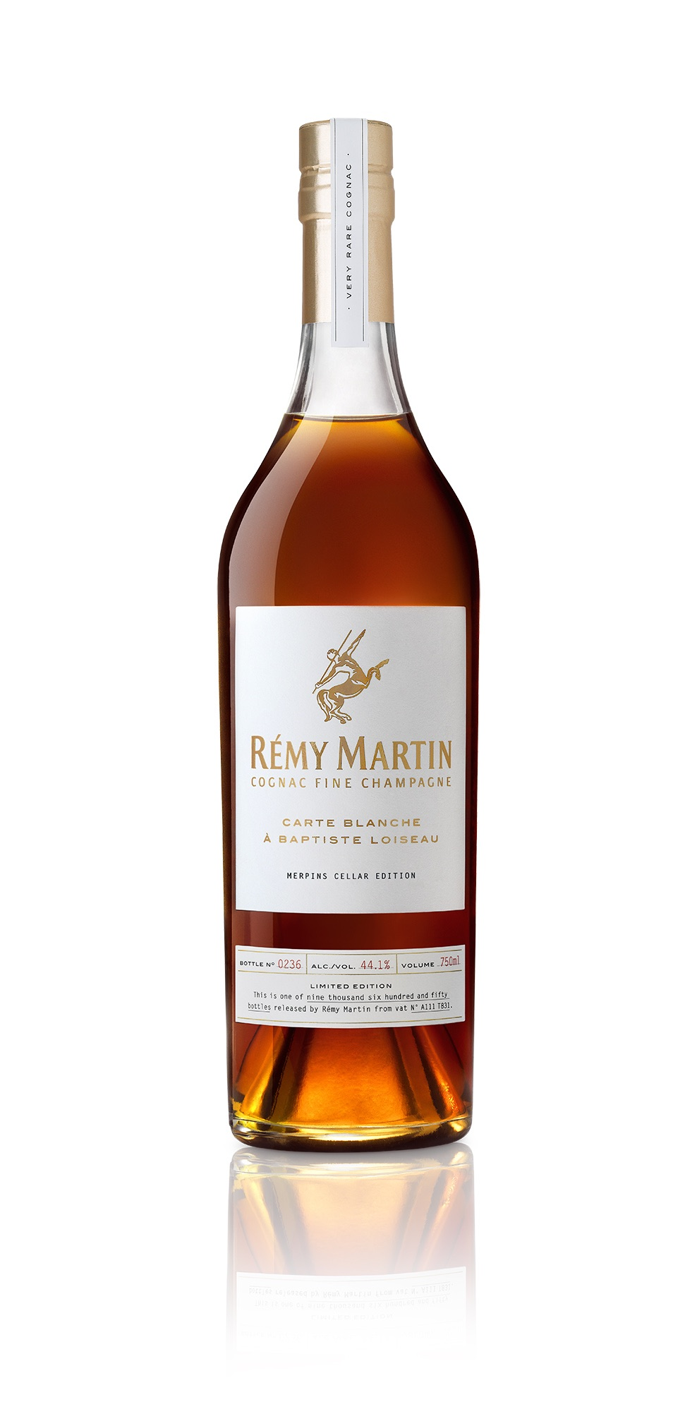 "Remy Martin ""Carte Blanche Merpins"" Limited Edition Release"