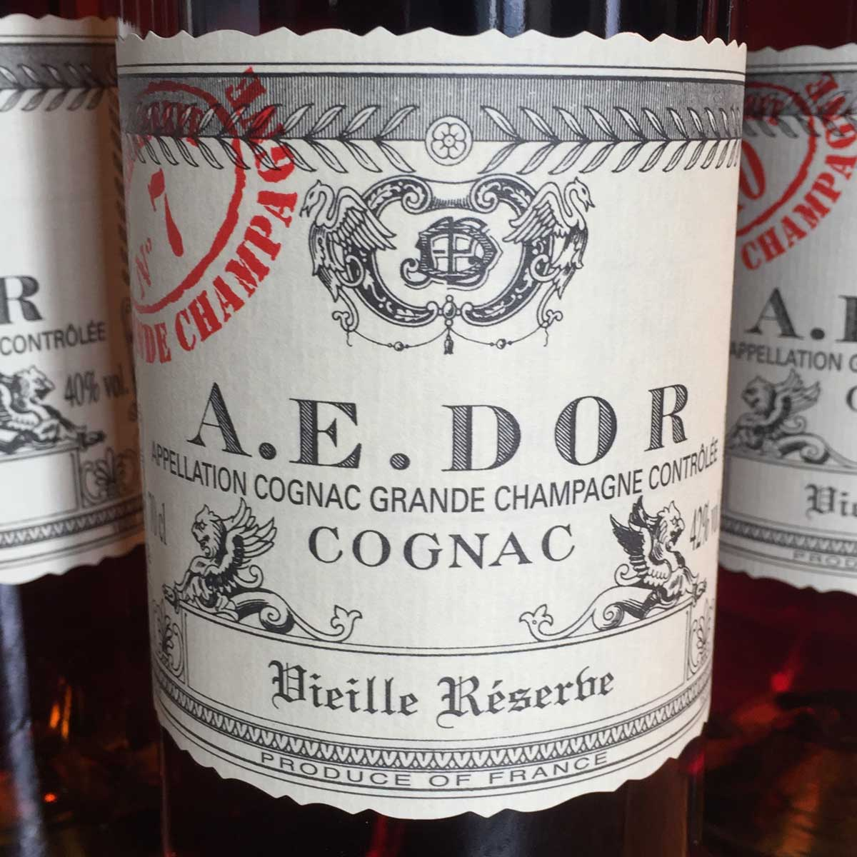 A.E. Dor Cognac: History Built on Passion and Quality