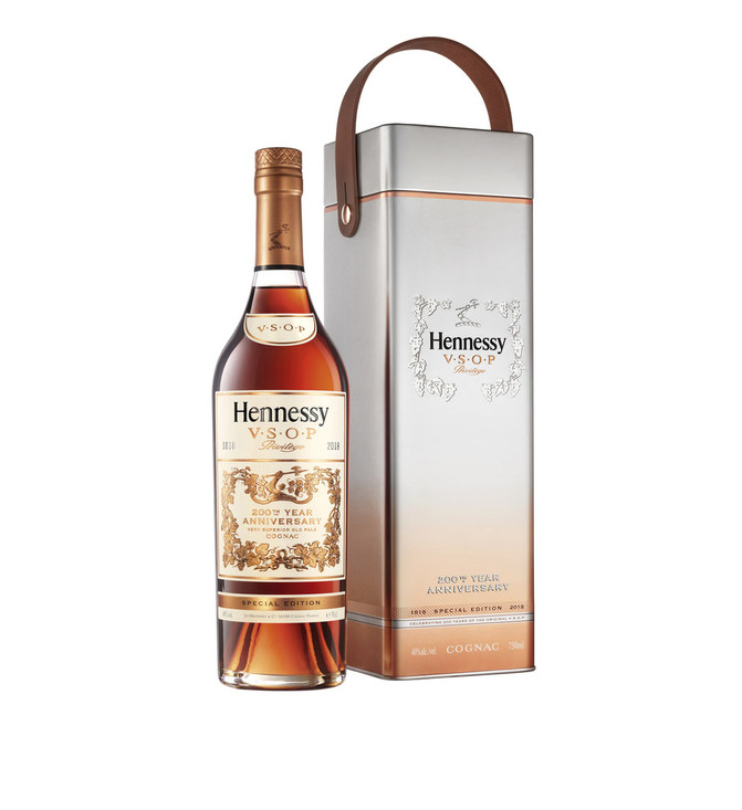 Hennessy VSOP Privilege 200th Anniversary Limited Edition & Cocktail