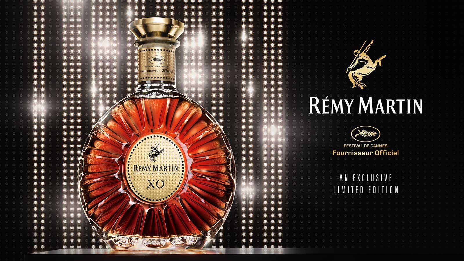 Remy Martin Cannes Film Festival XO Limited Edition 2018