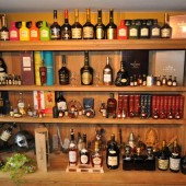 """""""Don Henny's"""" Unbelievable 160-bottle Hennessy Cognac Collection"""