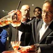 Salvatore's Legacy: Record Breaking Cognac Cocktail